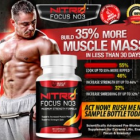 Nitro Focus No3 – Next Generation in Nitric Oxide Supplements