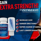 Nitroxin – Extra Strength, Stamina and Hardness for Your Sex Life