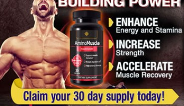 Amino Muscle free trial offer