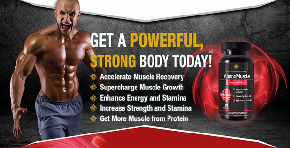Amino Muscle special free trial offer