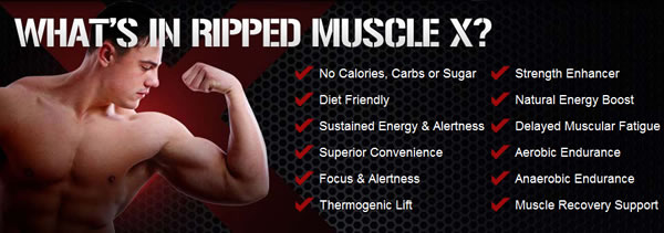 What is Ripped Muscle X