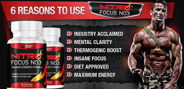 Nitro Focus No3 Special Free Trial