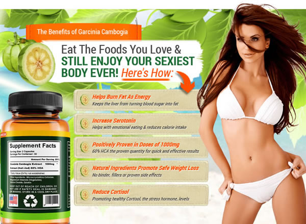 free trial of garcinia cambogia to lose weight with