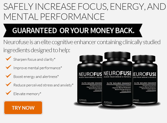 Neurofuse trial offer