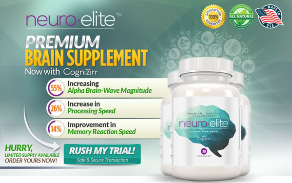 Get your free trial of Neuro Elite today