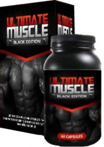 Ultimate Muscle Black Edition Bottles