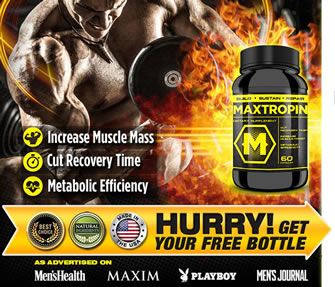 Maxtropin Review and free trial