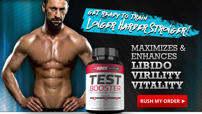 Edge Nutra Test Booster special free trial offer