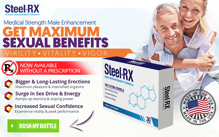 Steel RX male enhancement pills special offer