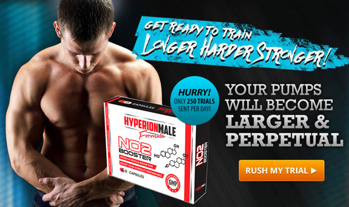 Hyperion no2 booster and special free trial offer