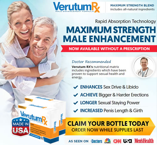 male enhancement pills free trial from Verutum RX