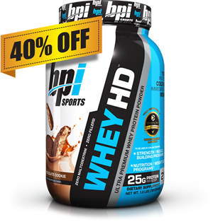Whey HD Protein Supplement