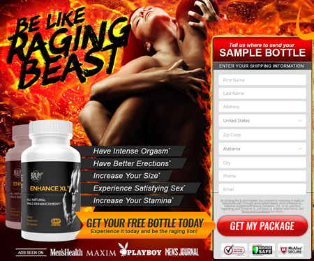 Apex Enhance XL to improve your male health