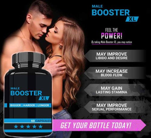 Male Booster XL Review - For Your Male Health