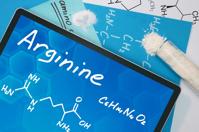 L-Arginine excellent for better erections
