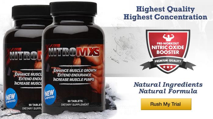 Nitro MXS Review - Get the Best Gains With Nitric Oxide Supplement