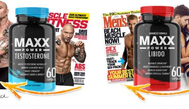 Maxx Power Testosterone and Libido