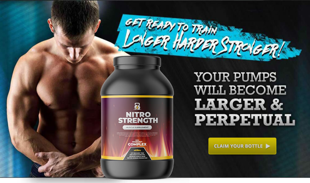 Buy Nitro Strength Today
