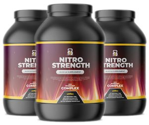 Bottles of Nitro Strength