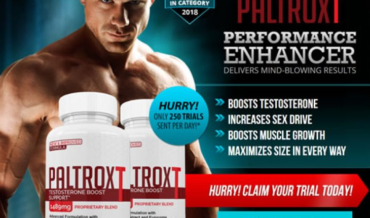 PaltroxT testosterone booster