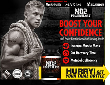 No2 Power Blast - Do You Want to Build Bigger Lean Muscles Faster?