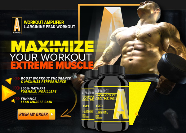 Alpha Drox special free trial offer