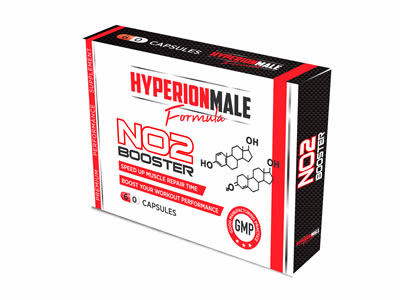 Hyperion Male Formula box