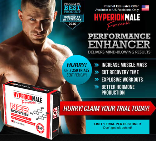 Hyperion Male Formula review and what you must know