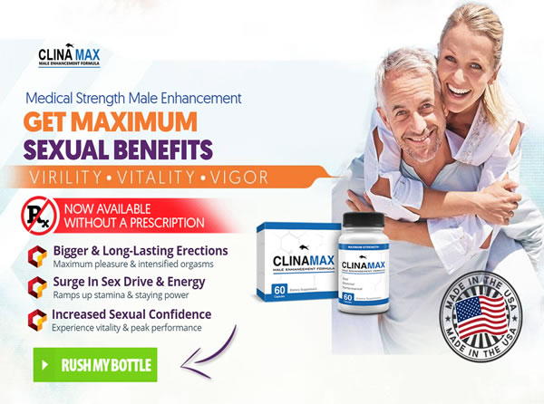Clinamax special trial offer