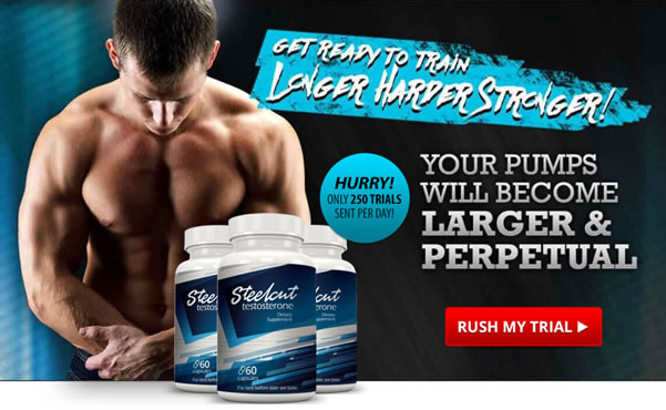 Steel Cut Testosterone special free trial offer