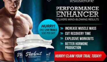 Get your Steelcut Testosterone free trial