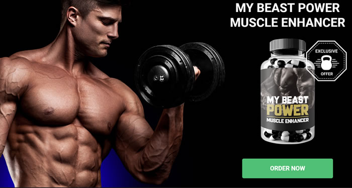 Get a My Beast Power Special Offer