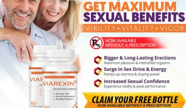 Viarexin Male Enhancement Pill