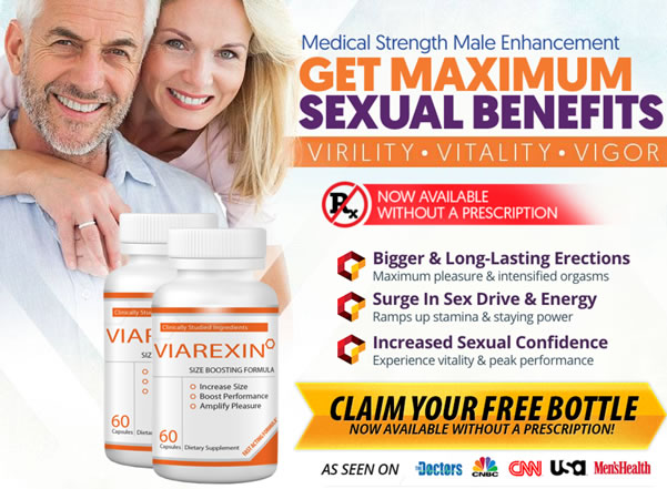 Viarexin Review - The Male Enhancement Pill You Have Been Looking For