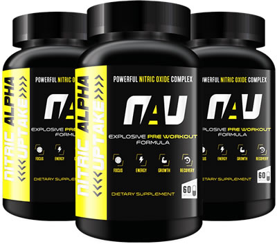 Nitric Alpha No2 Review - Why Use This Muscle Pumping Supplement?