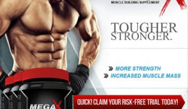 MegaX Muscle Building Supplement