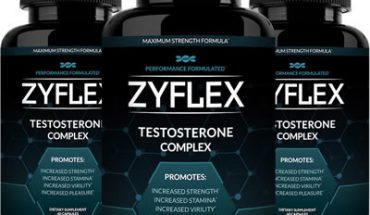 Get your Zyflex Testosterone Complex