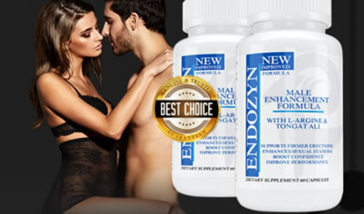 Endozyn Male Enhancement Supplement