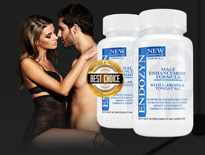 Endozyn Male Enhancement and Testosterone Support - Is It Effective For Male Health?