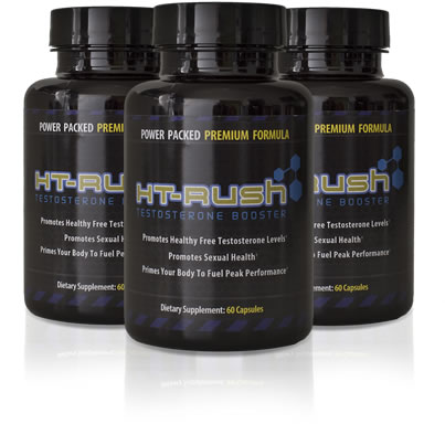 HT Rush Testosterone booster