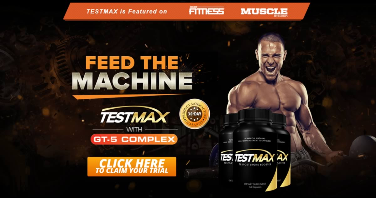 Test Max free trial offer