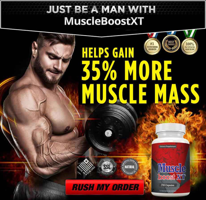 Muscle Boost XT free trial offer