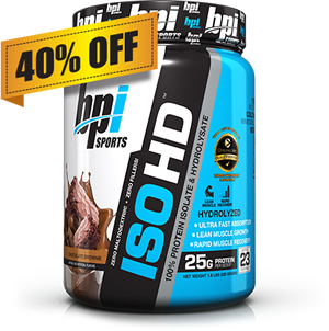 ISO HD High Quality Protein Supplement