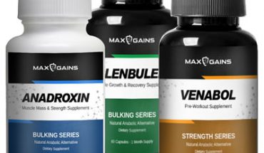 Bulk Up Using MaxGains Bulking Stack