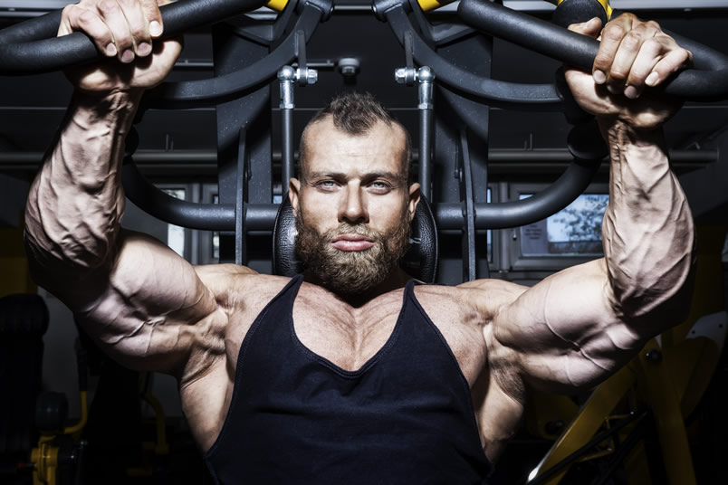 Beginner's Chest Workout for a bigger and massive chest