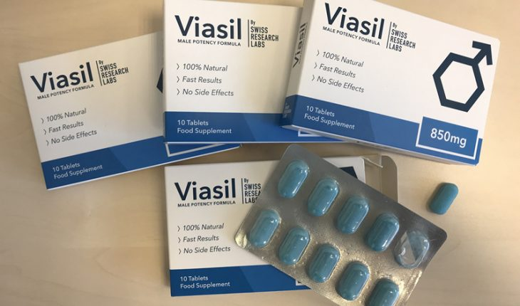 Viasil packages