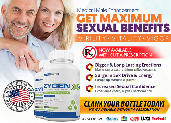 ZygenX special free trial offer