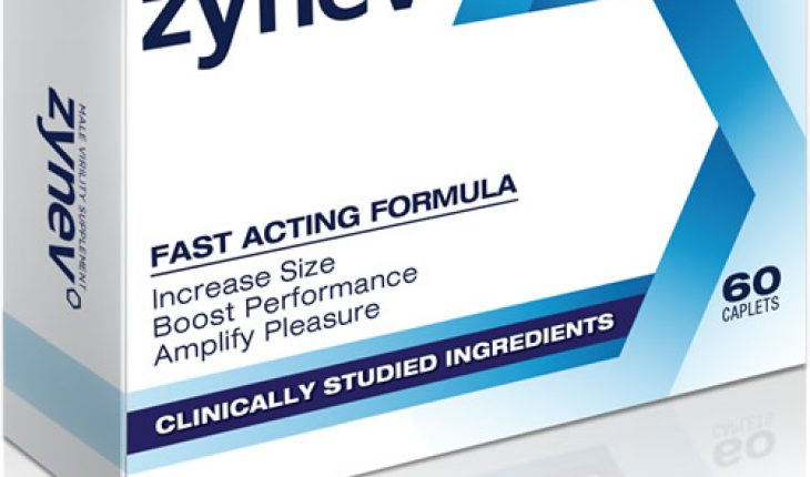 Zynev review for your male health