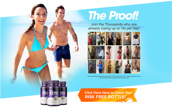 Get a special deal of Pure Fit Keto