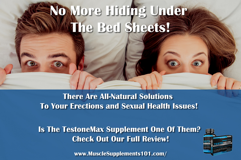 Testonemax Review Does It Work As A Male Enhancement